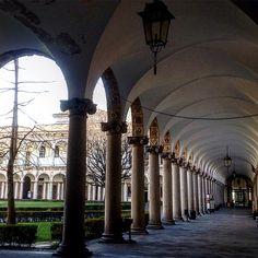 #universitastatale #milano #cagranda #exospedalemaggiore #scatti_italiani #pic #university #milan #art #architecture #architecturelovers #artlovers #story #italy #pic #picoftheday #igersmilano #milanodavedere #ig_italia by unacerta_federica
