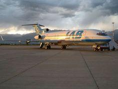 Boeing 727-LAB - Jorge Wilstermann International Airport - Wikipedia