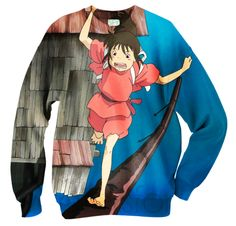 want. Spirited Away.