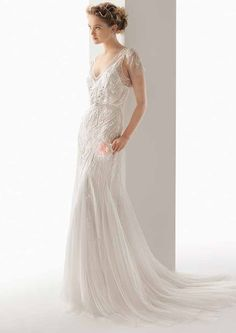 Soft by Rosa Clara 2014 Collection 'Ubeda' DreSense Bridal, Miranda Ph:9540 5433 www.dressense.com.au