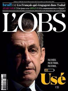 l'Obs n°2612 du 27 novembre au 3 décembre 2014