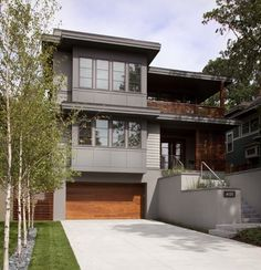 33 best Contemporary Style Home Exterior images on Pinterest ...