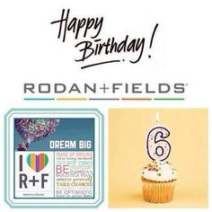 Join me now with Rodan & Fields that is growing by leaps and bounds! ! I have NO regrets only hope that YOU have the vision I had and have! I share the products, that work on all types of skin and the business! be part of this growing team and company please message me! If you want a part-time, hours a week or more let's talk! If you think this is for you or you are on the fence and not sure message me again! And yes it's the companies 6th Birthday!  www.facebook.com/IrisLangmanSkincare