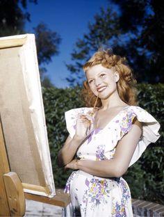 Les roux les plus flamboyants de Hollywood Rita Hayworth