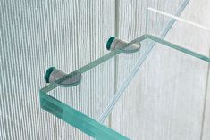 Siller Stairs provides innovative solutions to design and build glass stairs for projects around the world. Glass Stairs, Clothes Hanger, Spiral, Door Handles, Minimalist, Hardware, Projects, Design, Home Decor