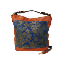 CONCEALED CARRY.  The Spirited Denim Hobo from Saint Sabrina.