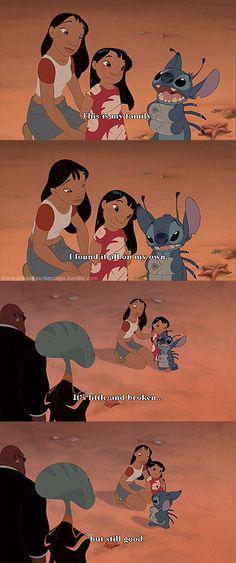 Awwww! :D Stitch