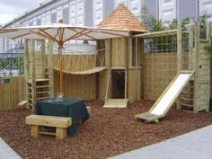 Bespoke Wooden Log Cabin Climing Frames - UK Nationwide Delivery And Instillation Of Climbing Frames For Children