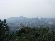 서울 성곽길. 와룡공원-말바위 쉼터-숙정문-창의문 3