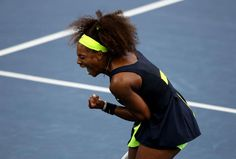 Congratulations to Serena Williams on winning the 2012 Female US Open.