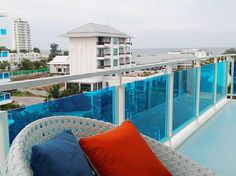 Hua Hin / Cha-am My Resort Huahin Family Condo F604 Thailand, Asia My Resort Huahin Family Condo F604 is perfectly located for both business and leisure guests in Hua Hin / Cha-am. Both business travelers and tourists can enjoy the hotel's facilities and services. 24-hour security, Wi-Fi in public areas, car park, restaurant, laundry service are on the list of things guests can enjoy. Television LCD/plasma screen, clothes rack, mirror, sofa, towels can be found in selected gue...