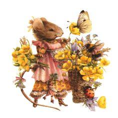 """Marjolein Bastin, """"Vera the Mouse"""""""