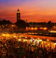 Marrakech, Morocco - How To See Marrakech in 3 days