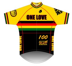 2011 One Love Jersey