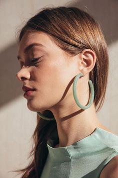 Geneva Earring - Seaglass