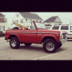 I want one... 66-77 Bronco