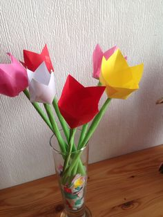 Ffion' tulips