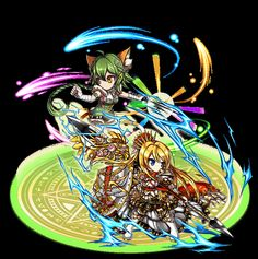 Brave Frontier and Chain Chronicle Collaboration Events! - Gumi Forums