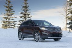 Drive: 2016 Lincoln MKC 2.0L AWD Review