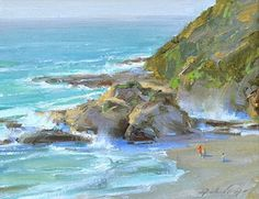 Montana del Oro by Gay Faulkenberry Oil ~ 11 x 14
