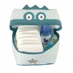 Trousse de toilette originale enfant Crocrodile