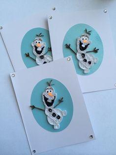 Olaf Cards