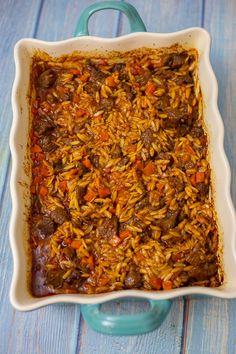 Zeina, Fried Rice, Lasagna, Greek, Soup, Pasta, Lunch, Dinner, Cooking