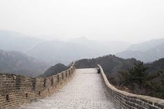 The Best Sections of the Great Wall of China