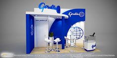 Project designed for Gerdins Cable Systems for the fair purpose Automaticon 2014 and Hannover Messe 2014. This is a classic design with bits of modern hints. Wooden floor makes the stand smart and elegant. Ordered by Arsstudio.