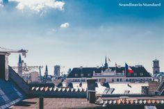 Studio with Roof Top of Copenhagen