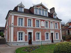 Les Buissonnets, Lisieux (France). La demeure de Louis Martin et de ses filles