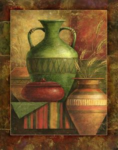 Metaverse Earthen Vessels Ii By Janet Stever Canvas Art Metaverse Earthen Vessels Ii By Janet Stever Canvas Art <!-- Begin Yuzo --><!-- without result -->Related Post Multicolor Authentic Frame, New Like Frame, Seller. 21 tips on how to plan a destinat Pottery Painting, Canvas Artwork, African Art, Online Art, Fine Art America, Art Decor, Art Drawings, Abstract Art, Art Prints