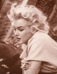 Marilyn--- what a great picture of her