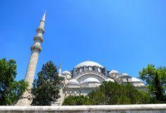 Sulaymaniye Mosque. Istanbul by 1CheekyChimp, via Flickr