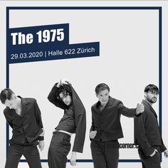Da schlägt das Indie-Pop-Herz gleich ein wenig höher: The 1975 kommen nächstes Jahr nach Zürich 💞. Tickets gibt's ab sofort. The 1975 Tickets, Ab Sofort, Indie Pop, Pop Rocks, Halle, Music, Movie Posters, Movies, Heart