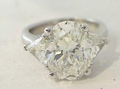 Provident Jewelry - OVAL DIAMOND RING