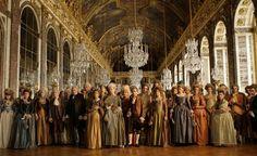 Marie Antoinette Movie Decor | The Lovely Side: New Marie Antoinette Film