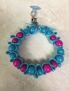 Ice Princess Bracelet by BooBooBearJewelry on Etsy