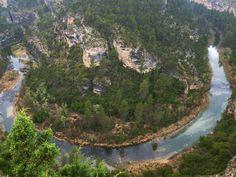 Aventura y naturaleza en las Hoces del Cabriel - http://www.absolutvalencia.com/aventura-naturaleza-hoces-cabriel/