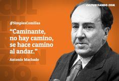 Lo mejor de Antonio Machado (+Frases)
