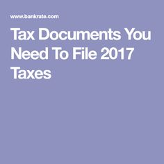 Ways To Get Organized For The Tax Year  Calculator Filing And