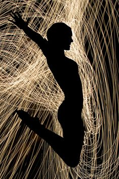 """Light Painting / Scuola di fotografia Santa Maria del Suffragio"" by Donatello Trisolino on flickr.com"