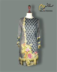 Shirt with Digital Print Full sleeves Fabric: Lawn Full Sleeves, Dresses With Sleeves, Lawn, Digital Prints, Long Sleeve, Fabric, Summer, Shirts, Collection