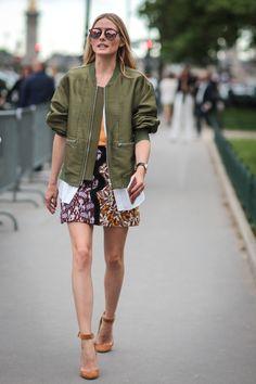 Olivia Palermo's Fall Street Style   POPSUGAR Fashion