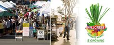 Eastern Leaf's first shop in 2004 was at San Diego's popular Hillcrest Farmer's Market.