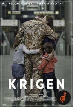 Danimarka yapımı savaş filmi Krigen yani Savaş izle 2015 yılında gösterime…