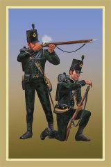 """Fucilieri del 95 rgt. """"Rifles"""""""