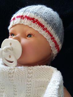 d3e18d2450c3 Dans ce Pdf se trouve toutes les informations pour tricoter un petit bonnet  de naissance à