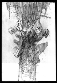 Mathieu Lauffray art