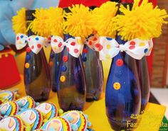 Best Birthday Party Dcoration For Boys Children Ideas Circus Party Decorations, Circus Carnival Party, Circus Theme Party, Carnival Birthday Parties, Carnival Themes, Circus Birthday, First Birthday Parties, Birthday Party Themes, Clown Party